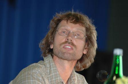 Gast aus Deutschland, Extrembergsteiger und Schriftsteller Robert Steiner liest aus: «Selig, wer in Träumen stirbt». - Felix2006